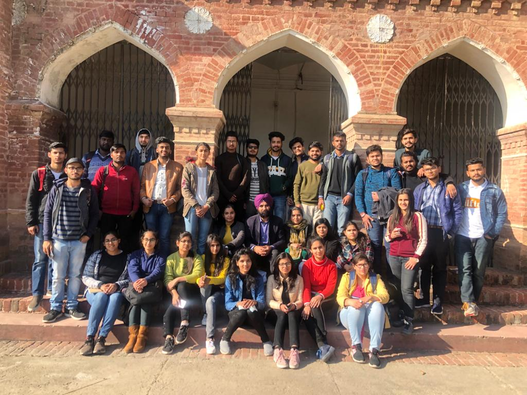 Documenting Historical Structures in Punjab, 2019
